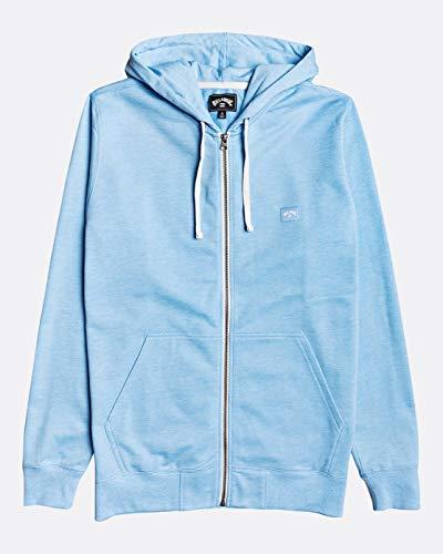 Billabong™ All Day Zip - Hoodie for Men - Kapuzenpulli - Männer - L - Blau
