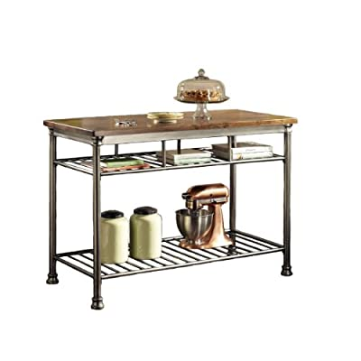 The Orleans Kitchen Island by Home Styles from Home Styles