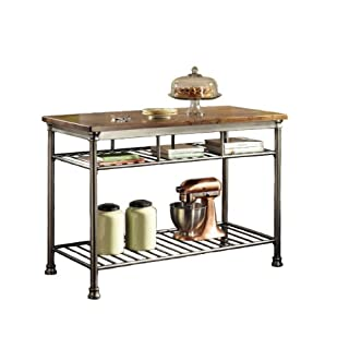 The Orleans Kitchen Island by Home Styles (B0095FYFDE) | Amazon price tracker / tracking, Amazon price history charts, Amazon price watches, Amazon price drop alerts
