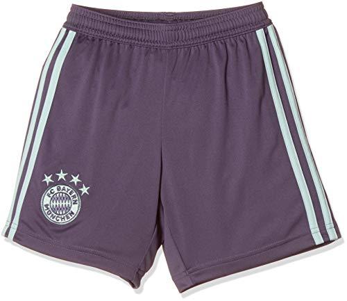 adidas FCB A SHO Y Shorts für Kinder, Violett (Purtra/Vercen), 152