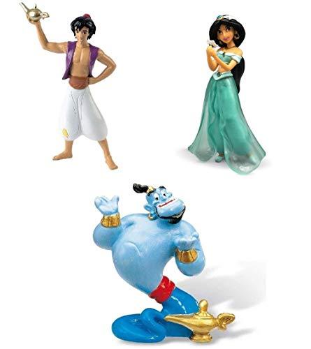 BULLYLAND Aladdin alle 3 Figuren als Set
