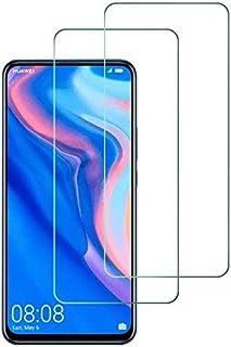 Befly Protector de Pantalla para Huawei Y9 Prime 2019/Huawei Y9s/Honor 9X, Mica Vidrio Cristal Templado para Huawei Y9 201...