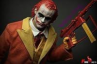 1/6スケール FIRE A015 Burger Uncle Fast Food Clown ダブルヘッド付フルセット
