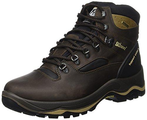 Grisport Men's Quatro Hiking Boot Brown CMG614, 43 EU