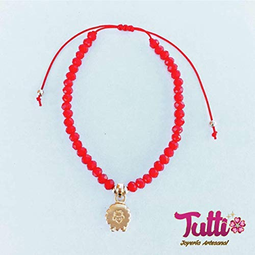 Pulsera ajustable – borrego de la abundancia – Amuleto de la suerte – Fortuna – detalle especial -…