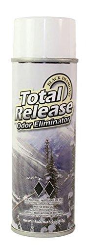 HI-TECH Total Release Odor Eliminator – Black Diamond