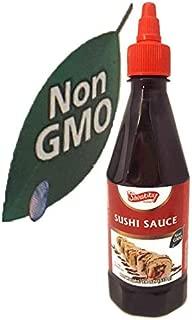 Sushi Sauce | Eel sauce Non GMO | Shirakiku 18 oz Pack of 1