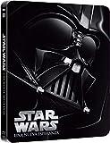 Star Wars Iv: Una Nueva Esperanza Blu-Ray Edición Metálica