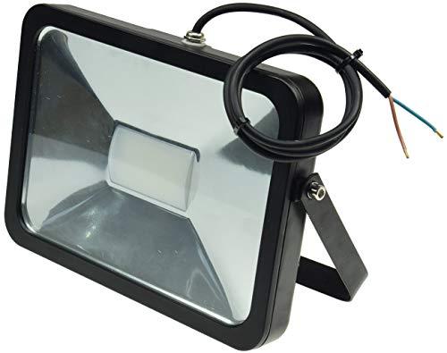 LED-Projecteur SlimLine 50W, 12-24V=, IP65, 3500 Lumen, 4000K, blanc neutre