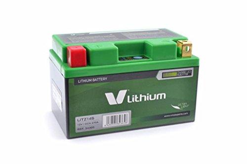Bateria de Litio V Lithium litz14s (con indicador de carga)