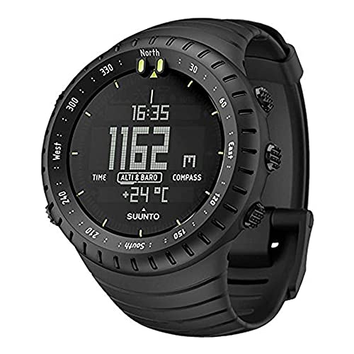 Suunto Core Outdoor-Uhr mit Höhenmesser, Barometer und Kompass
