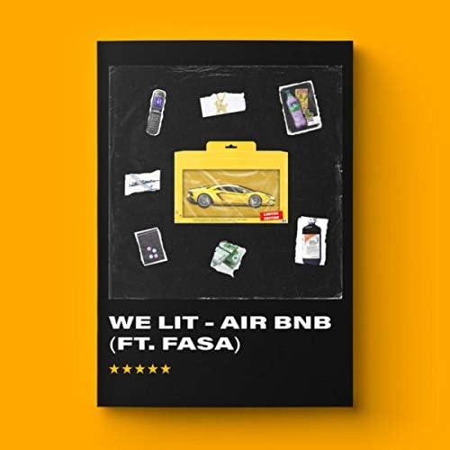 We Lit feat. Fasa
