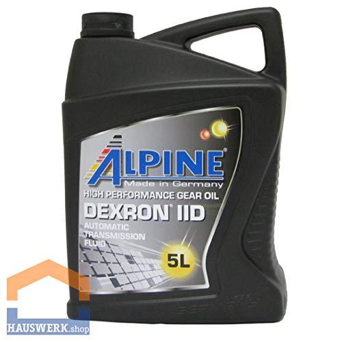 Alpine ATF Dexron II D / 5 Liter Kanister