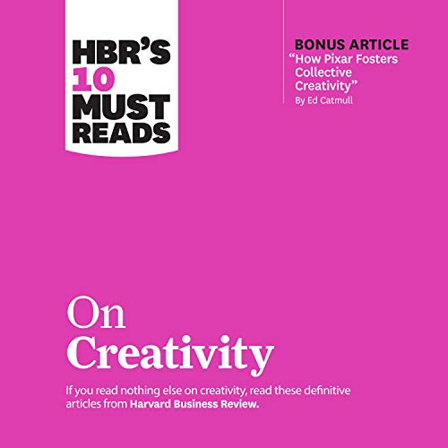 HBR's 10 Must Reads on Creativity Titelbild