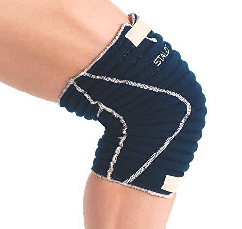 Staudt Knie Manschette Active XL (Paar) | Nachts getragene Bandage zur Linderung von Knieschmerzen mittels Mikro-Massage bei Nacht