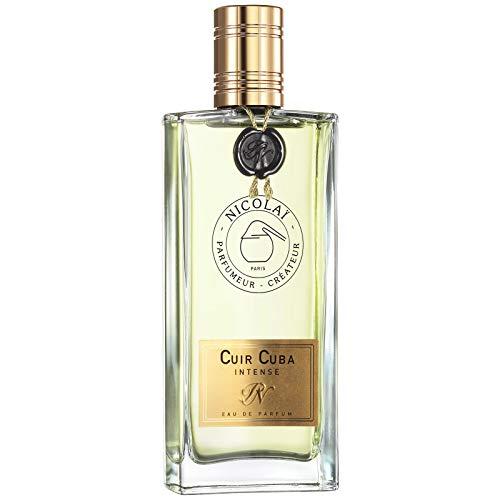 Cuir Cuba Intense by Parfums De Nicolai Eau De Parfum 3.3 oz Spray by PARFUMS DE NICOLAI