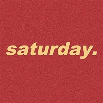 Saturday (feat. Alfie Templeman)