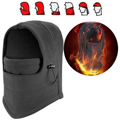 Kampre winter outdoor rijmasker winddicht lichte volledige cover ski hoofddeksel hoed