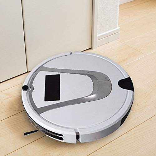 Great Features Of HUANGMENG Smart Robot TOCOOL TC-750 Smart Vacuum Cleaner Touch Display Household S...