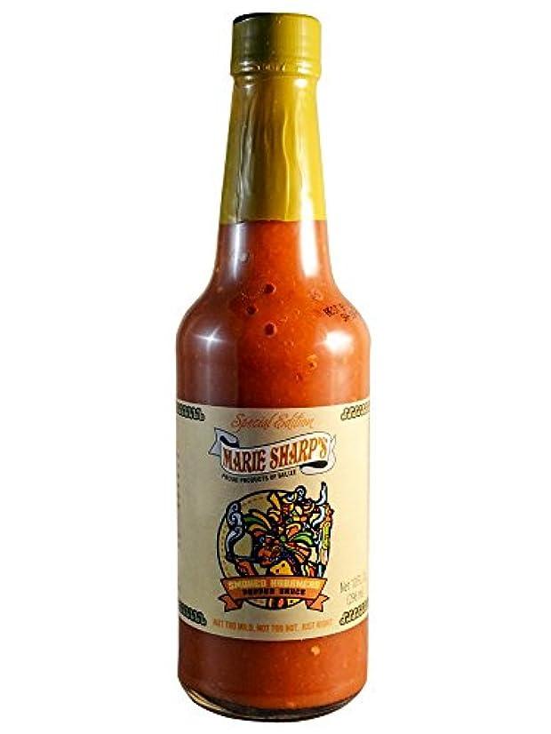 Marie Sharp's Smoked Habanero Hot Sauce, 10oz. (Pack of 3)
