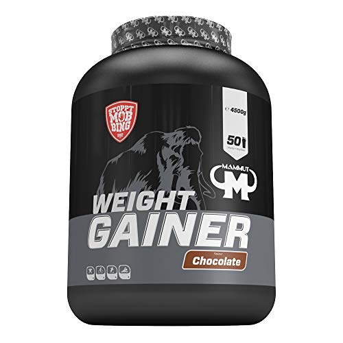 Mammut Weight Gainer Crash 5000 Schoko 4500 g Dose