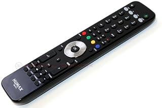 Humax RM-F01 IR draadloze toetsen, zwart, afstandsbediening (TV-ontvanger, IR, toetsen, zwart)