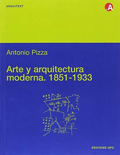 Arte y Arquitectura Moderna (1851-1933)