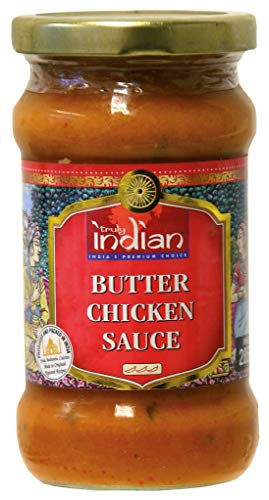 Truly Indian Butter Chicken Sauce 6x285g