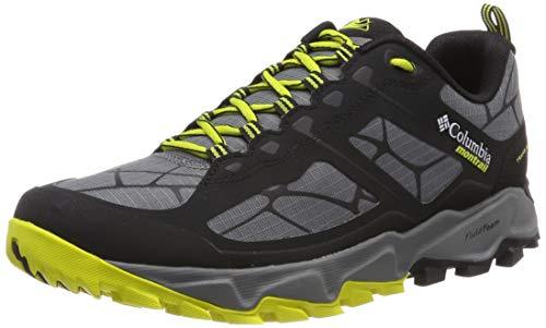Columbia Trans Alps II, Zapatillas de Trail Running para Hombre, Gris (Ti Grey Steel, Zour), 41 EU