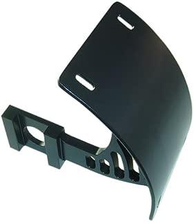Yana Shiki YS2549032 Black Swing Arm Mount License Plate Tag Bracket for Suzuki GSX-R 600/750/1000/TL 1000 R/GSX 1300 R Hayabusa