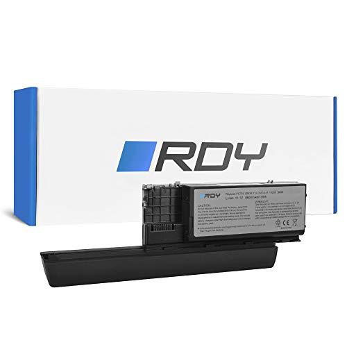 RDY 6600mAh Batería PC764 JD634 para DELL Latitude D620 D630 D631 | DELL Precision M2300