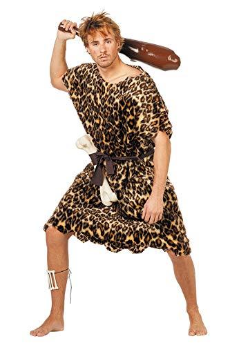 Wilbers&Wilbers W5672-58 - Disfraz de caseta para hombre, color marrn y beige, talla 58