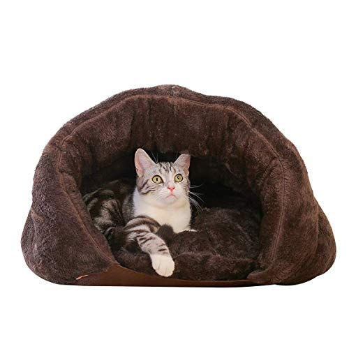 Bwiv Saco Dormir Antideslizante Mascotas Perro Gato