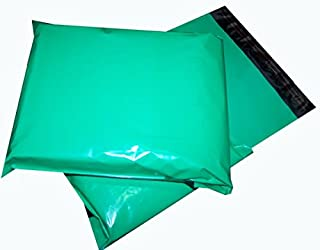 """MADISHAN 12"""" x 15.5"""" Teal Green Poly Mailer Envelopes Shipping Bags with Self Adhesive, Waterproof and Tear-Proof Postal Bags Total Pack of 1000 Mailers"""