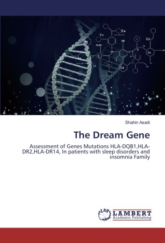 The Dream Gene: Assessment of Genes Mutations HLA-DQB1,HLA-DR2,HLA-DR14, In patients with sleep disorders and insomnia Family