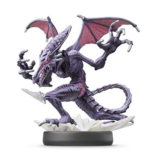 LBBD Amiibo - Super Smash Bros Ridley Exquisita Figura Coleccionable, Multicolor Paisaje de la decoración Adornos
