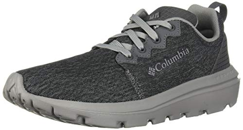 Columbia Backpedal, Zapatillas Casual para Mujer, Gris (Graphite, Monument), 40 EU