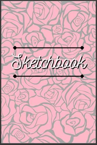 Sketchbook: Rosy Sketchbook for All Artists!