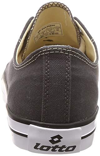 Product Image 3: Lotto Men's Atlanta Neo Dark Grey/White Sneakers