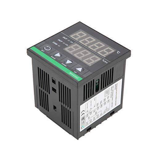 Qqmora Temperaturschalter, MH0302 Digitaler Temperaturregler für Getreidedepot Steuerung für Landwirtschaft für Aldult