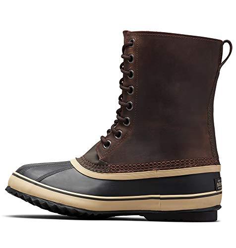 Sorel - Men's 1964 LTR Waterproof Winter Boot, Tobacco, 13 M US