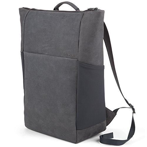 Salzen Backpacks Plain Rucksack 48 cm Slate Grey