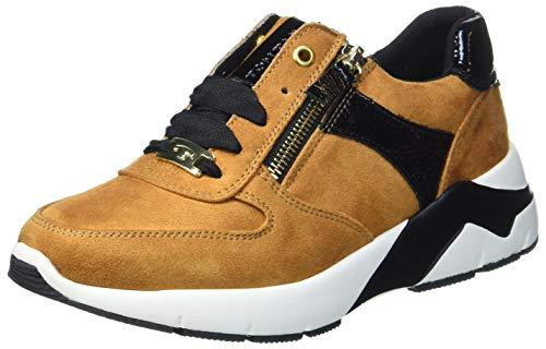 TOM TAILOR Damen 9092902 Sneaker, orange, 38 EU