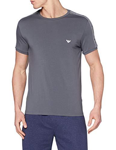 Emporio Armani Underwear T-Shirt Core Logoband Camiseta para Hombre