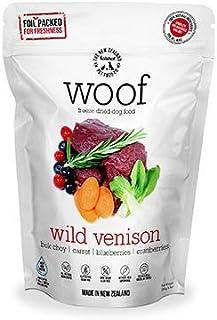 WOOF 犬用 ワイルドベニソン 280g
