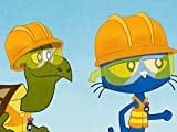 Legend of Big Paw & Cat City Safety Patrol