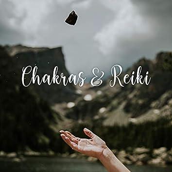 Chakras & Reiki: Healing Melodies of Energy 7 Chakras for Reiki, Meditation, Aromatherapy and Yoga
