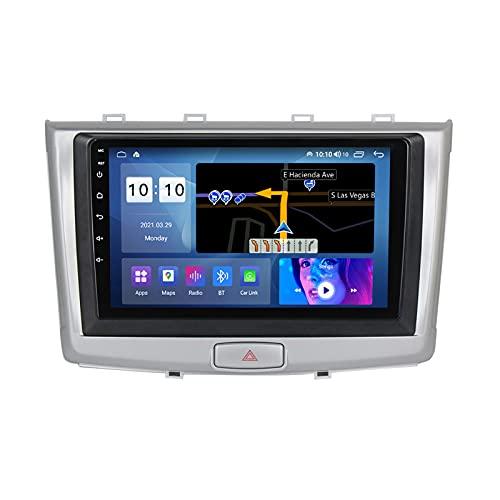 ADMLZQQ Android 10 Car Radio GPS para Haval H6 2016-2018 Soporte De Pantalla Táctil HD Mirror Link FM/Am/RDS Manos Libres del Bluetooth Incorporado DSP,M500s8core4+64