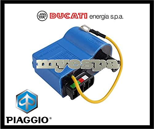 CDI Zündspule ORIGINAL PIAGGIO DUCATI Vespa PX PK XL ET3 Cosa Lambretta APE