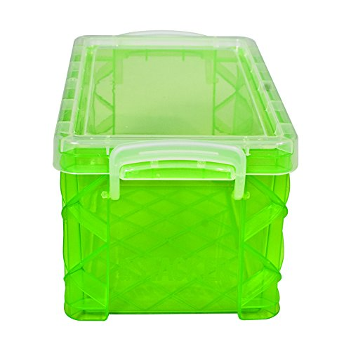 Super Stacker 3 x 5 Inch Index Card Box, Assorted Colors (61613)